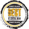 FOR WEBSITE BestofCentralMass_2018_FirstPlace_Logo_Color